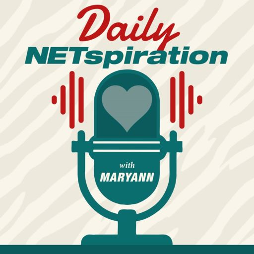 Cover art for podcast NETspiration with Maryann