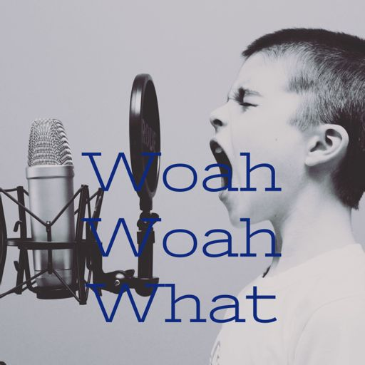 Cover art for podcast Woah Woah What