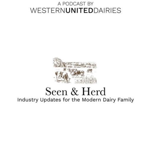 Cover art for podcast Seen & Herd