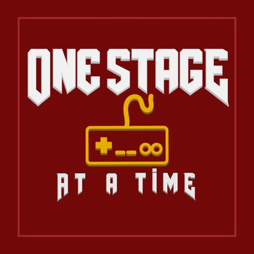 Cover art for podcast One Stage at a Time