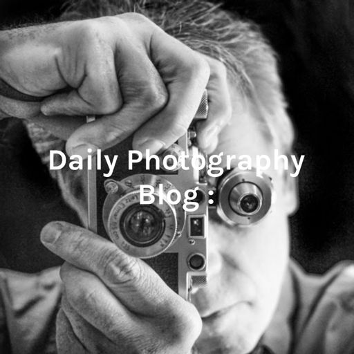 Cover art for podcast Daily Photography Blog :: Kenneth Wajda's Photography Talks