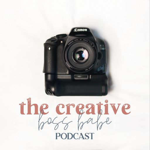 Cover art for podcast The Creative Boss Babe Podcast with Emily Hester