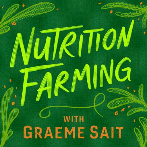 Cover art for podcast Nutrition Farming Podcast