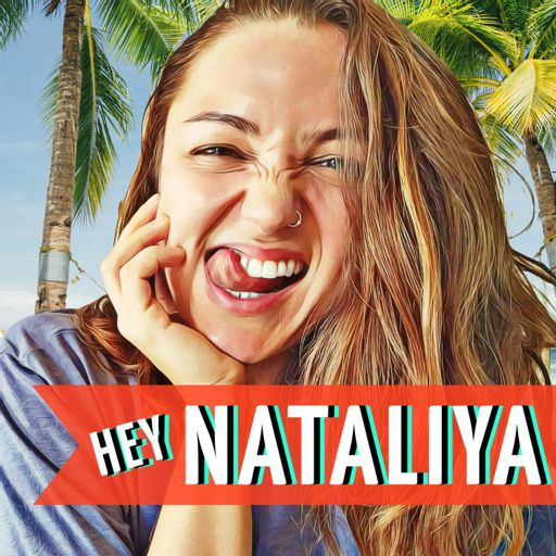 Cover art for podcast Hey Nataliya!