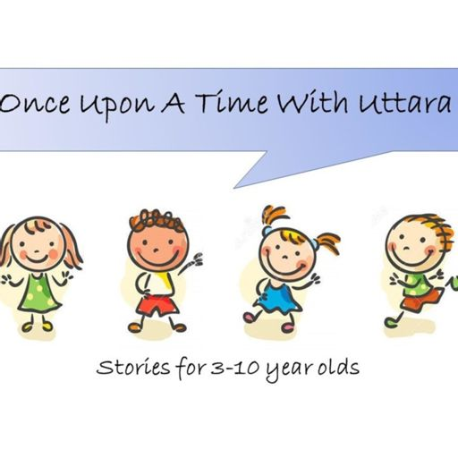Cover art for podcast Once Upon A Time With Uttara