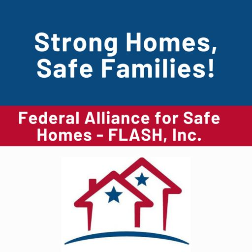 Cover art for podcast Strong Homes, Safe Families!