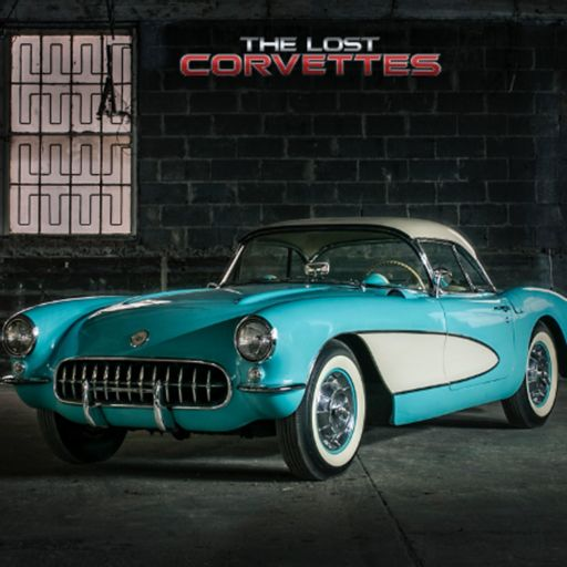 Cover art for podcast The Lost Corvettes