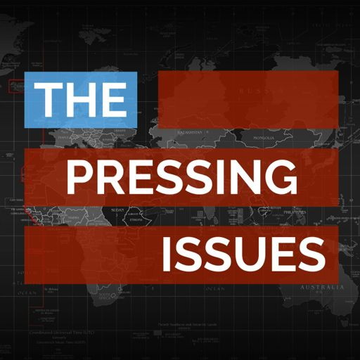 Cover art for podcast The Pressing Issues