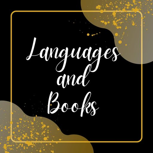 Cover art for podcast LANGUAGES AND BOOKS
