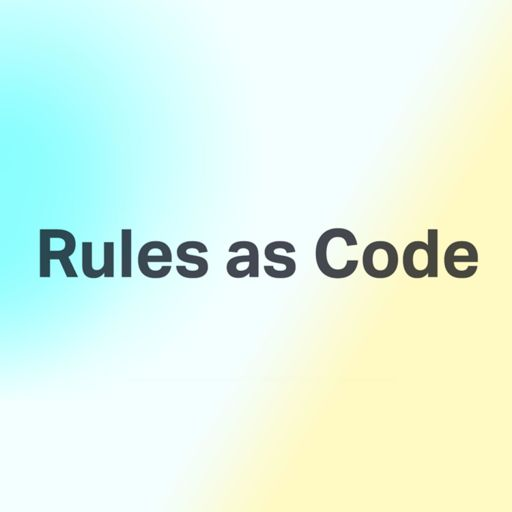 Cover art for podcast Rules as Code
