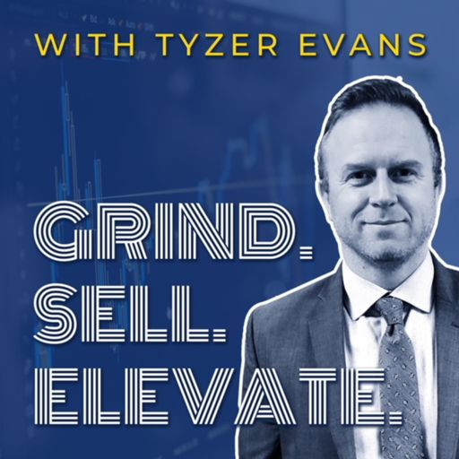 Cover art for podcast Grind Sell Elevate