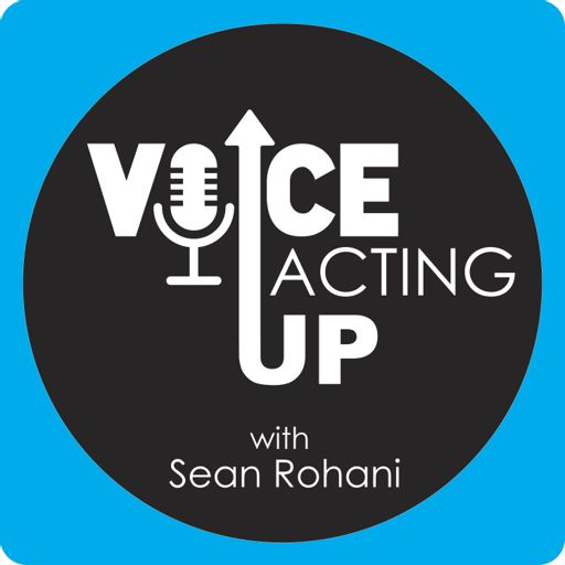 Cover art for podcast Voice Acting Up!