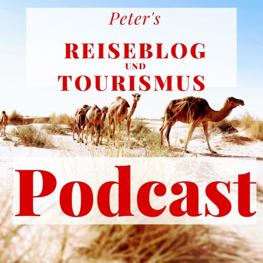Cover art for podcast Peter's Reiseblog und Tourismus Podcast