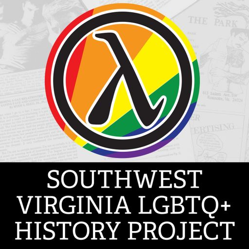 Cover art for podcast Southwest Virginia LGBTQ+ History Project
