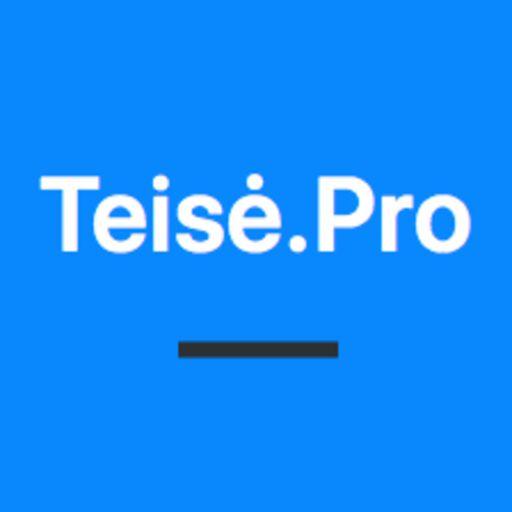 Cover art for podcast Teisė TALK