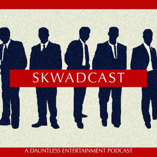 Cover art for podcast DLE SKWADCAST
