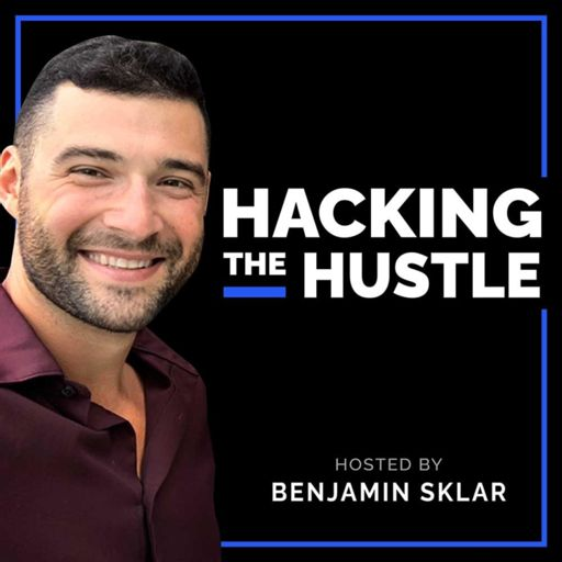 Cover art for podcast Hacking the Hustle
