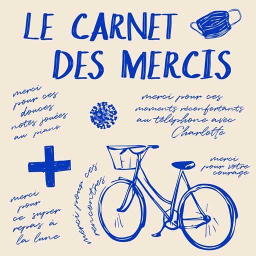 Cover art for podcast Le Carnet des Mercis