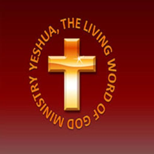Cover art for podcast Yeshua The Living Word Of God Ministry Radio