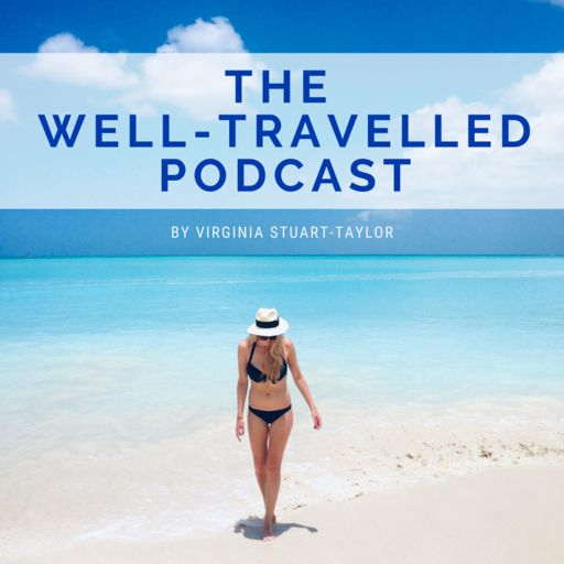 Cover art for podcast The Well-Travelled Podcast