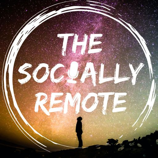 Cover art for podcast The Socially Remote