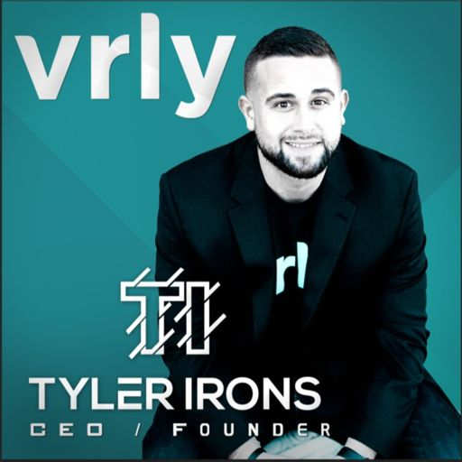 Cover art for podcast Tyler Irons Gets VRLY With The Future