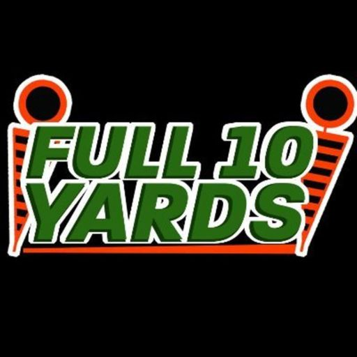 Cover art for podcast The Full10Yards American Football Podcast