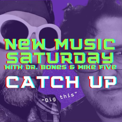 Cover art for podcast New Music Saturday