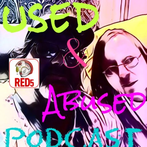 Cover art for podcast Used & Abused Pod