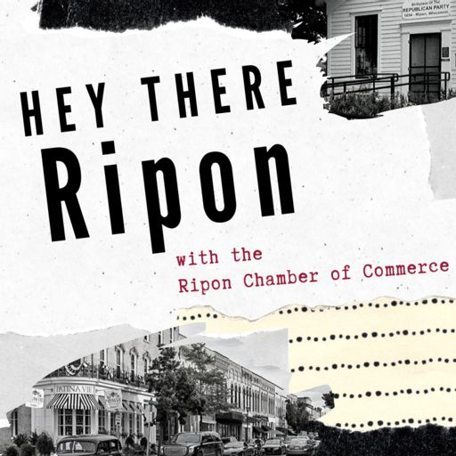 Cover art for podcast Hey There Ripon