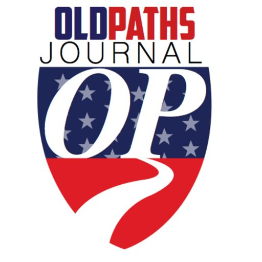 Cover art for podcast Old Paths Journal