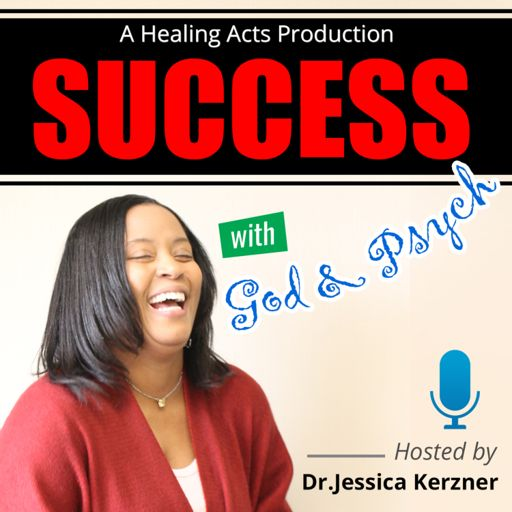 Cover art for podcast Success With God & Psych!!