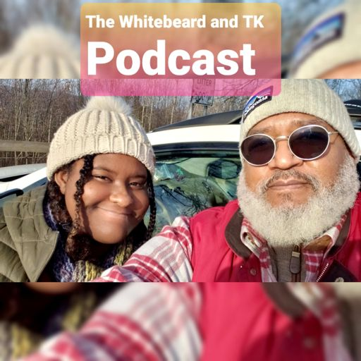 Cover art for podcast The Whitebeard and TK Podcast