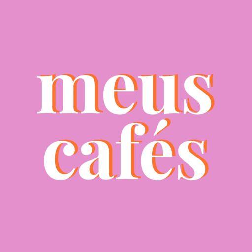 Cover art for podcast meus cafés