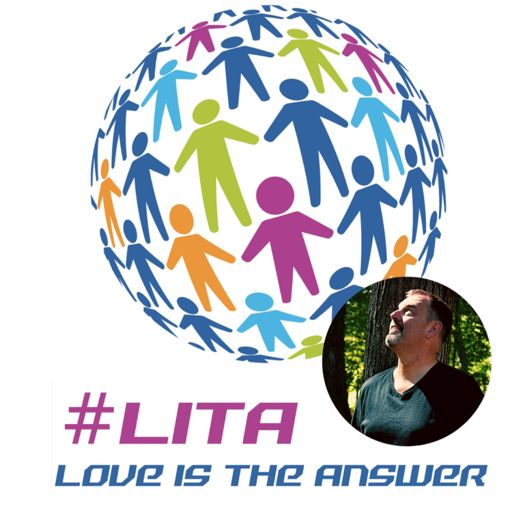 Cover art for podcast #LITA- Love Is The Answer