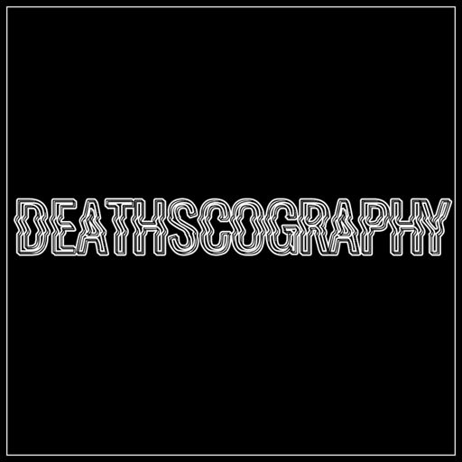 Cover art for podcast Deathscography Podcast
