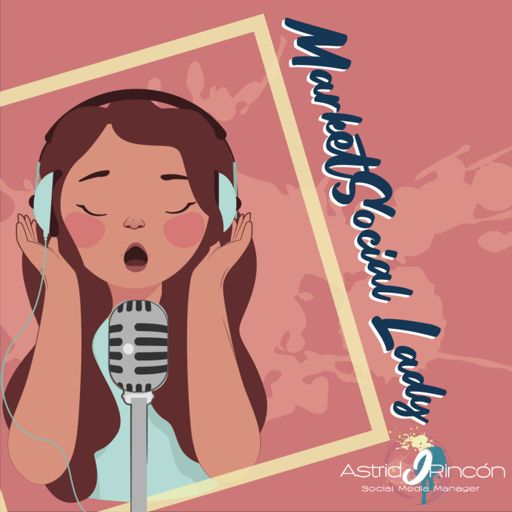 Cover art for podcast MarketSocial Lady