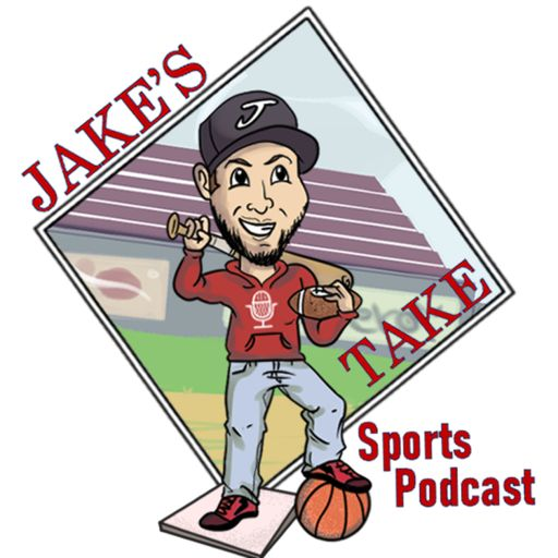 Cover art for podcast Jake's Take Sports Podcast