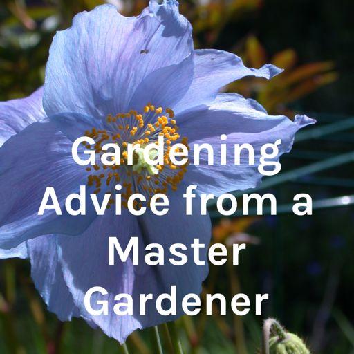 Cover art for podcast Gardening Advice from a Master Gardener