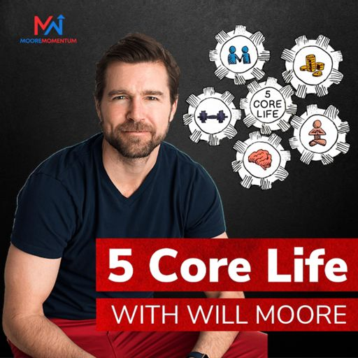 Cover art for podcast 5 Core Life