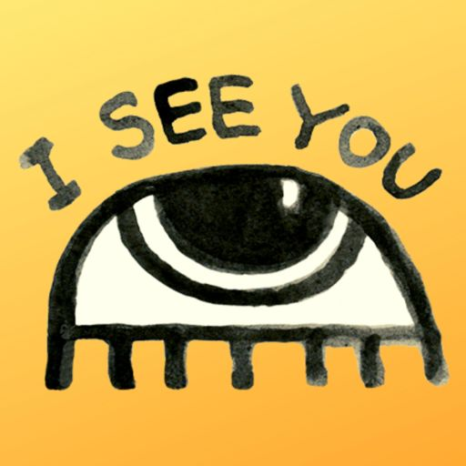 Cover art for podcast I See You