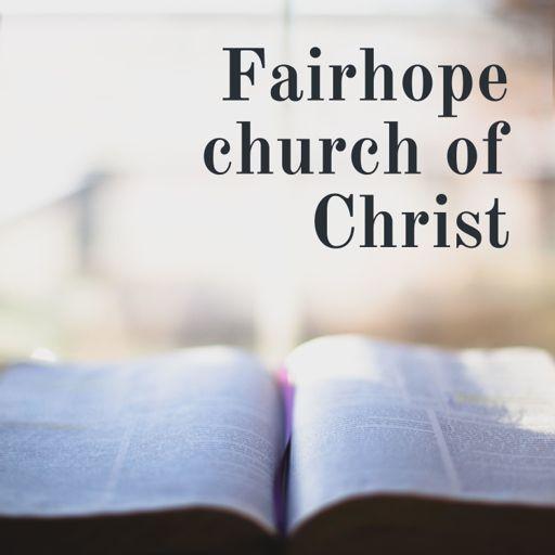 Cover art for podcast Fairhope church of Christ