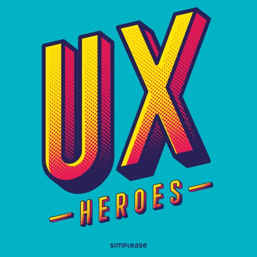 Cover art for podcast UX Heroes