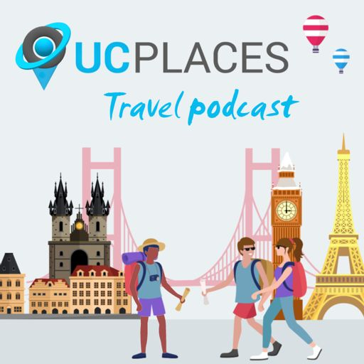 Cover art for podcast UCPlaces Travel Podcast