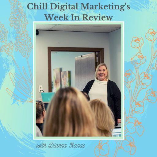 Cover art for podcast Chill Digital Marketing