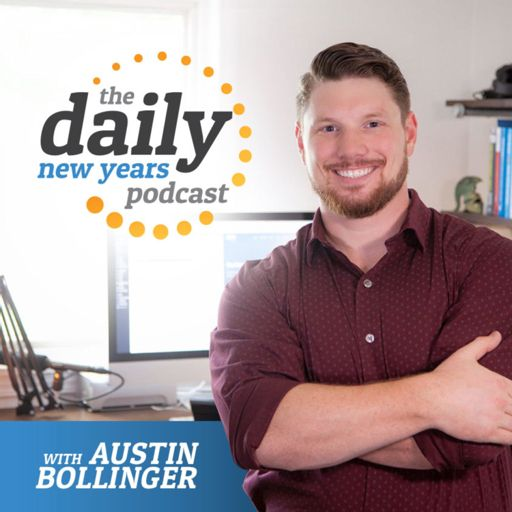 Cover art for podcast The Daily New Year's Podcast