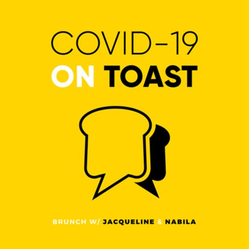 Cover art for podcast COVID-19 on Toast