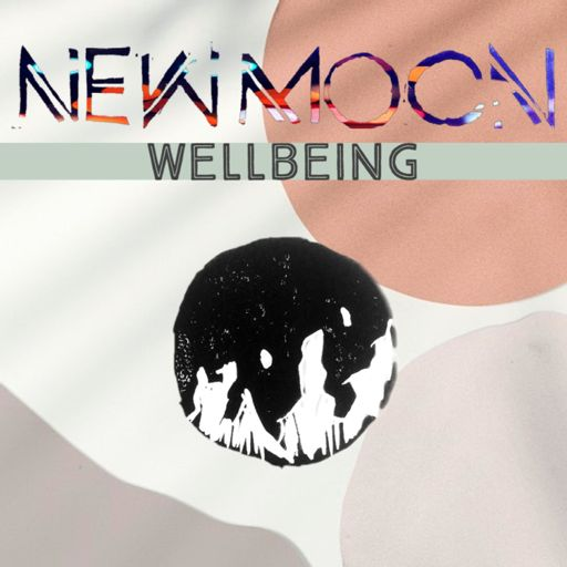 Cover art for podcast New Moon Wellbeing