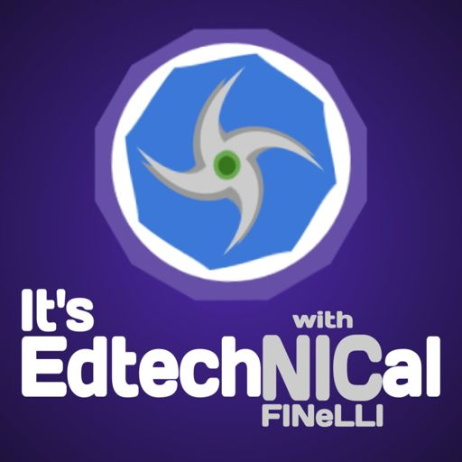 Cover art for podcast It's EdTechNICal