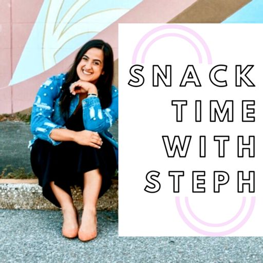 Cover art for podcast Snack Time with Steph